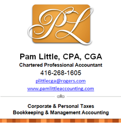 Pam LIttle Chartered Professional Accountant